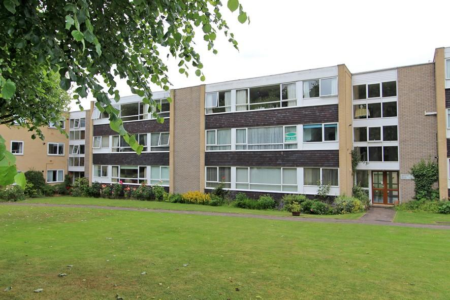 2 Bedrooms Apartment Flat for sale in Flat 25 Grosvenor Court, Lime Tree Avenue, Wolverhampton