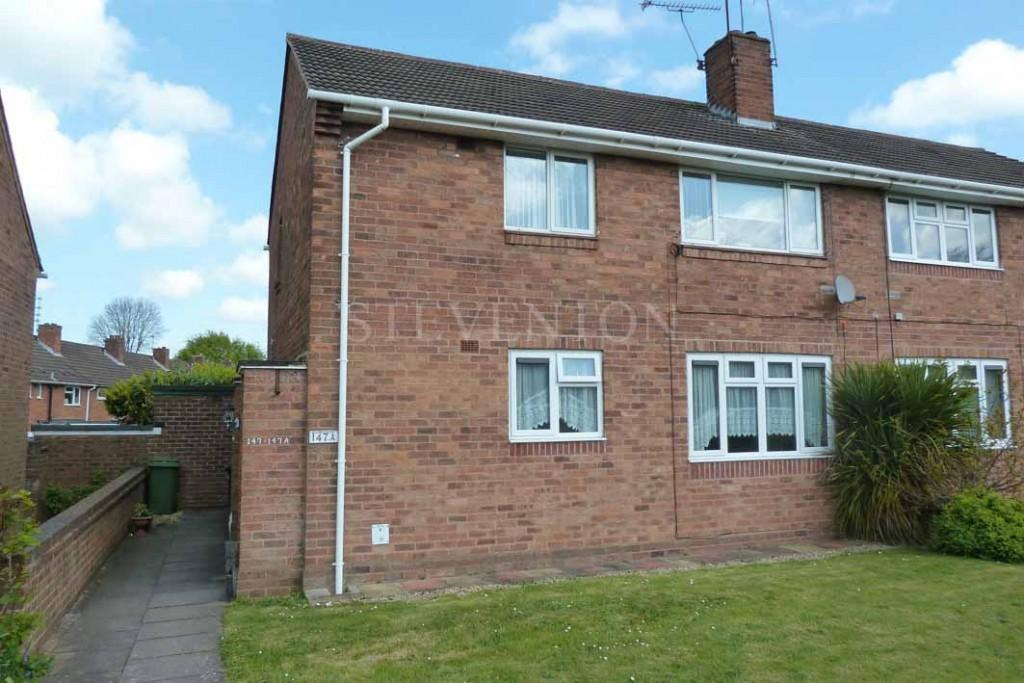 1 Bedroom Maisonette Flat for sale in 147a Westacre Crescent, Finchfield, Wolverhampton
