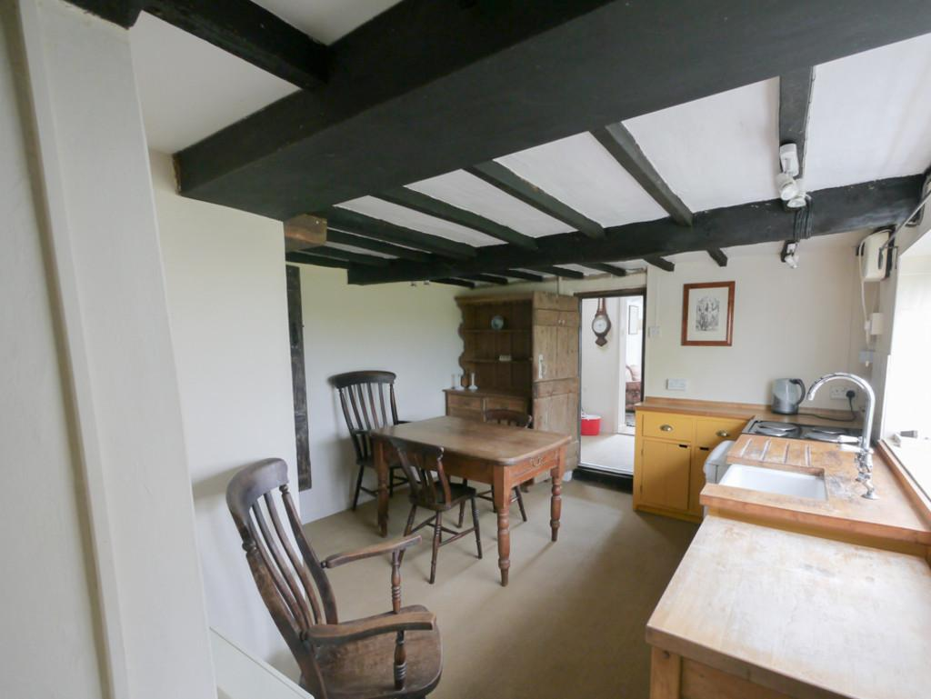 2 Bedrooms Detached House for sale in Rose Cottage, Cratfield, Suffolk