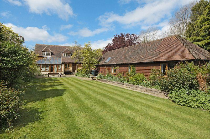 4 Bedrooms Detached House for sale in Down Street, Nutley, East Sussex
