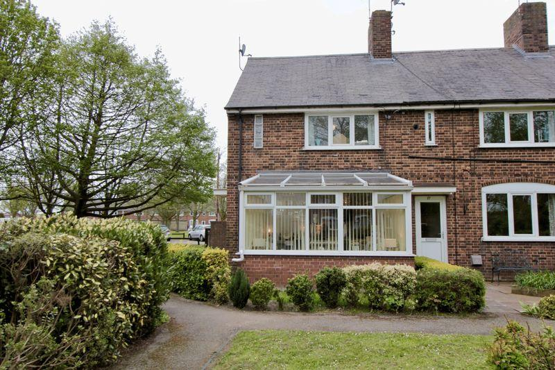 2 Bedrooms Terraced House for sale in Green Lane Estate, Sealand