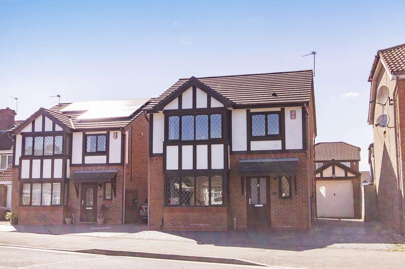 3 Bedrooms Detached House for sale in STENSON ROAD, DERBY