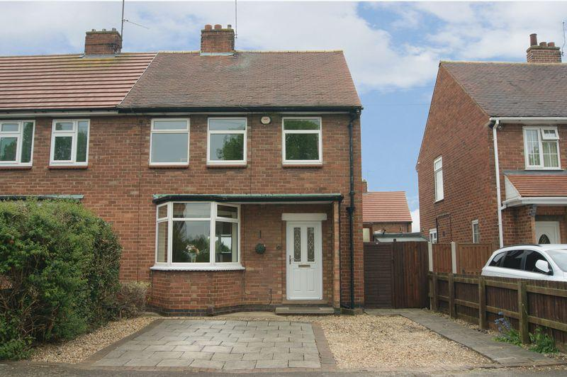 3 Bedrooms Semi Detached House for sale in Wolsey Road, Newark