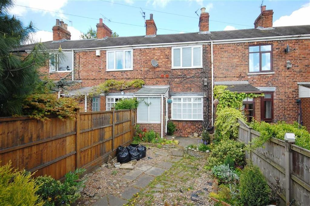 2 Bedrooms Terraced House for sale in Top Row, Swillington Common, Leeds, LS15