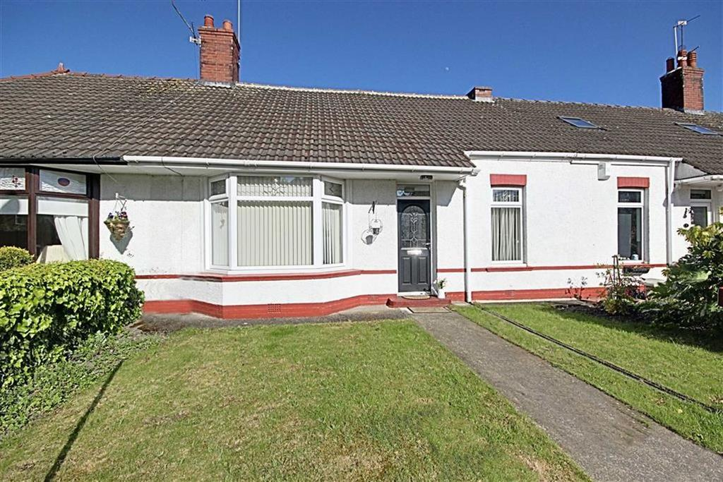 2 Bedrooms Terraced Bungalow for sale in Roberts Terrace, Jarrow, Tyne And Wear