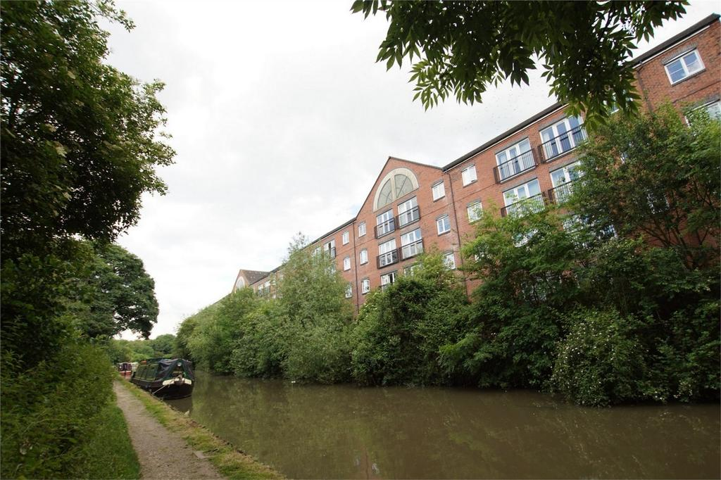 2 Bedrooms Flat for sale in Chandley Wharf, Warwick