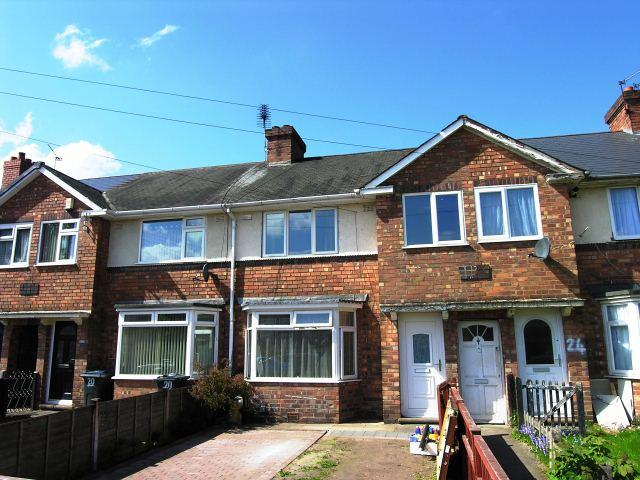 3 Bedrooms Terraced House for sale in Finchley Road,Kingstanding,Birmingham