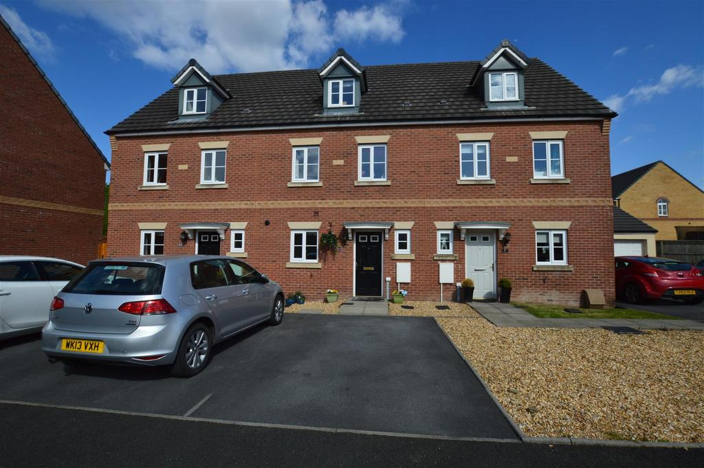 4 Bedrooms Terraced House for sale in Betws