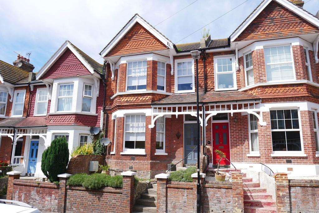 4 Bedrooms Terraced House for sale in Gore Park Road, Old Town, Eastbourne, BN21