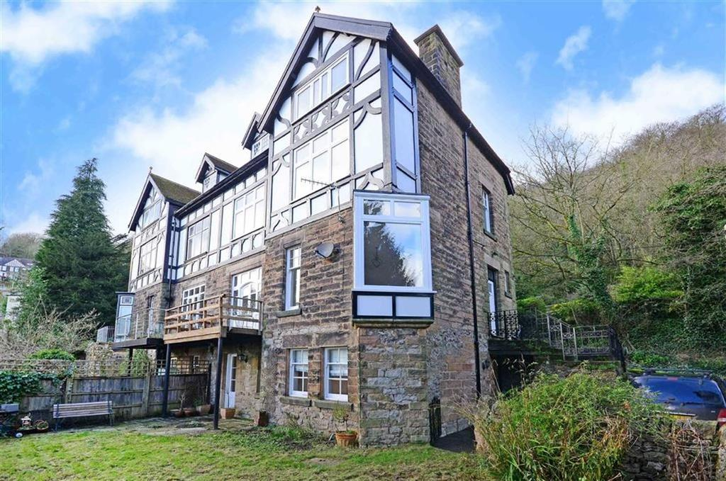 5 Bedrooms Semi Detached House for sale in Highfield, Upperwood Road, Matlock Bath, Matlock, Derbyshire, DE4