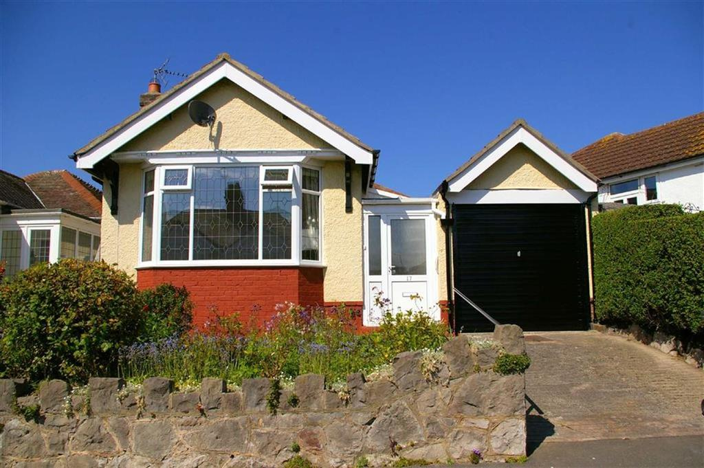 2 Bedrooms Detached Bungalow for sale in Rhyd Drive, Rhos On Sea, Colwyn Bay