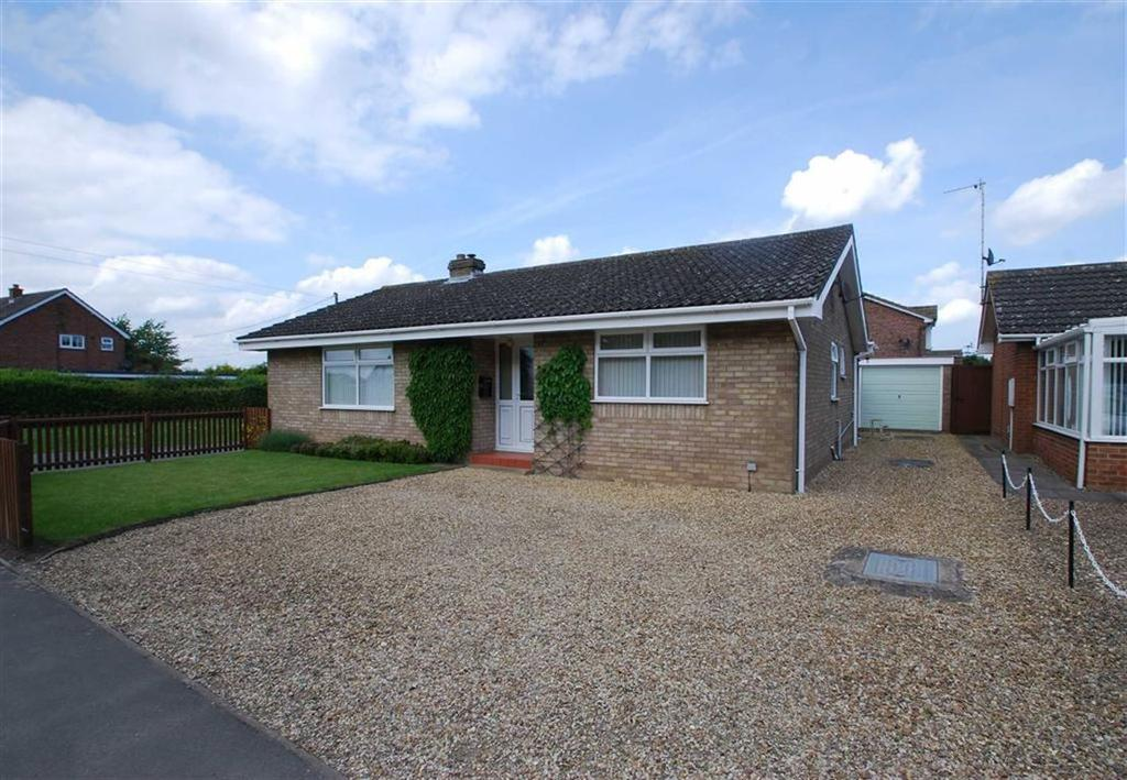 3 Bedrooms Detached Bungalow for sale in Church Road, Old Leake, Boston