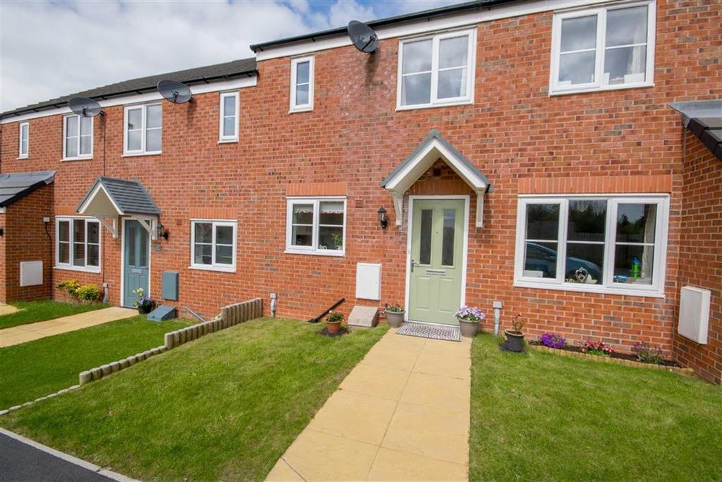 2 Bedrooms Terraced House for sale in Ffordd Brannan, Buckley, Buckley