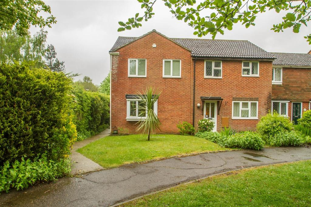 3 Bedrooms End Of Terrace House for sale in Harvesters Way, Weavering, Maidstone