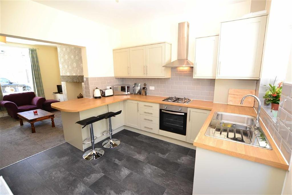 2 Bedrooms Terraced House for sale in Graham Street, Padiham, Lancashire