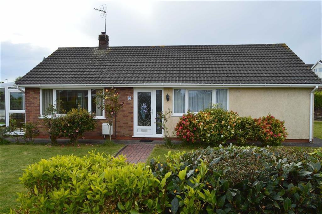 3 Bedrooms Detached Bungalow for sale in Hawkstone Close, West Cross, Swansea