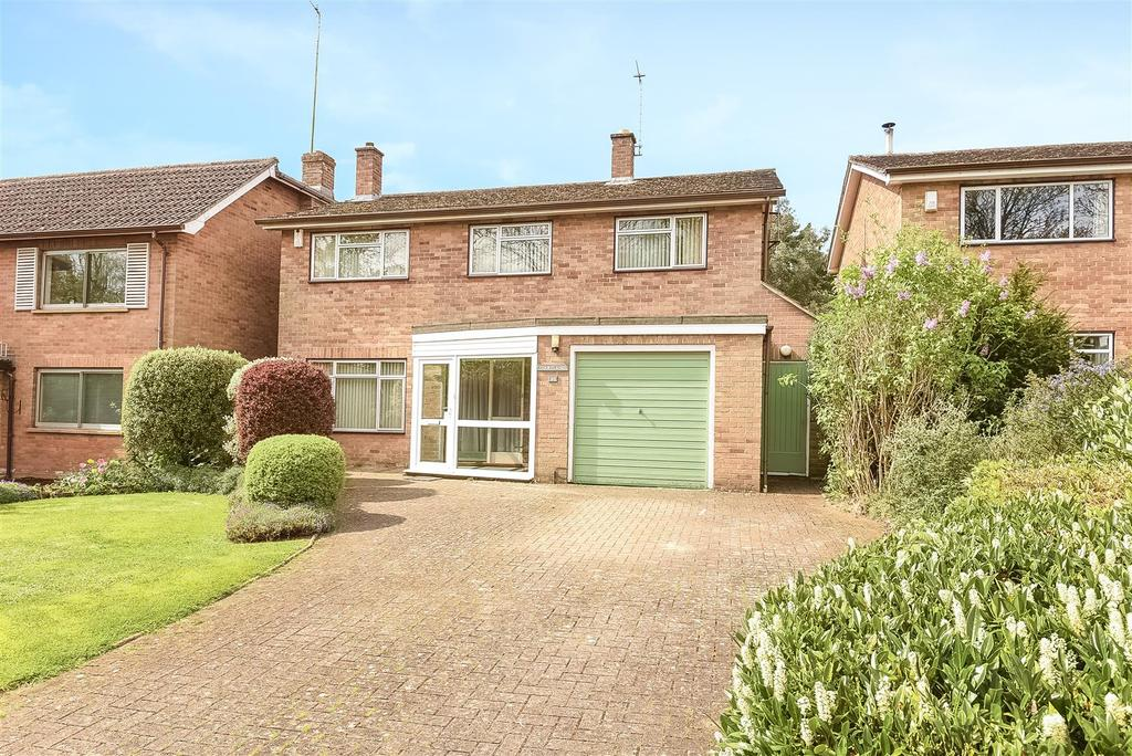 3 Bedrooms Detached House for sale in Franklin Road, Headington, Oxford