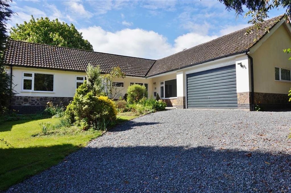 3 Bedrooms Detached Bungalow for sale in Kibworth Harcourt