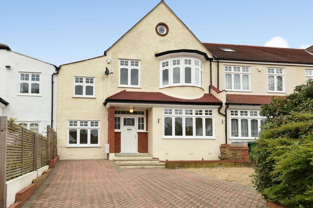 6 Bedrooms End Of Terrace House for sale in Court Lane, Dulwich