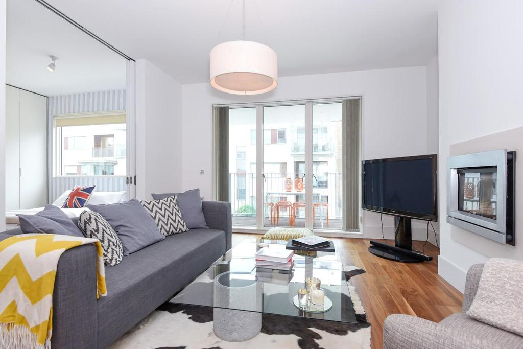 2 Bedrooms Flat for sale in Carlton Drive, Putney, SW15