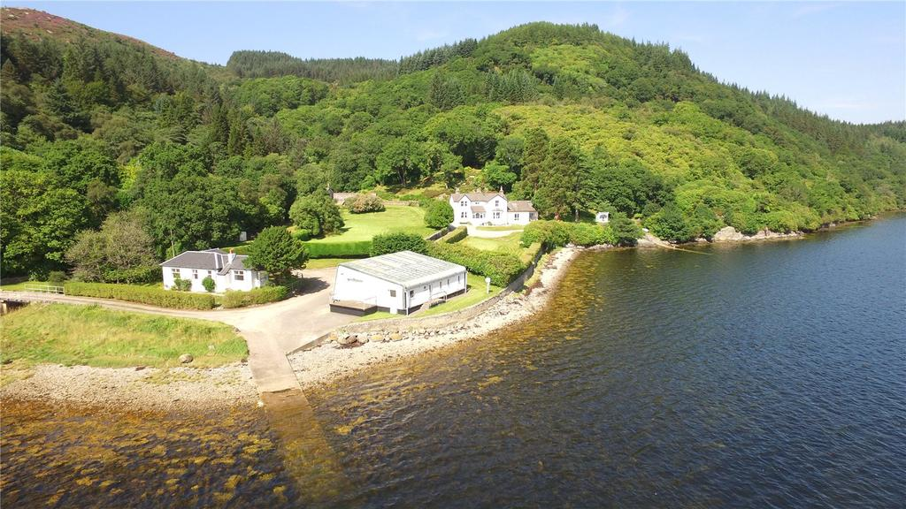 6 Bedrooms Detached House for sale in West Glen, Glen Caladh, Tighnabruaich, Argyll and Bute, PA21