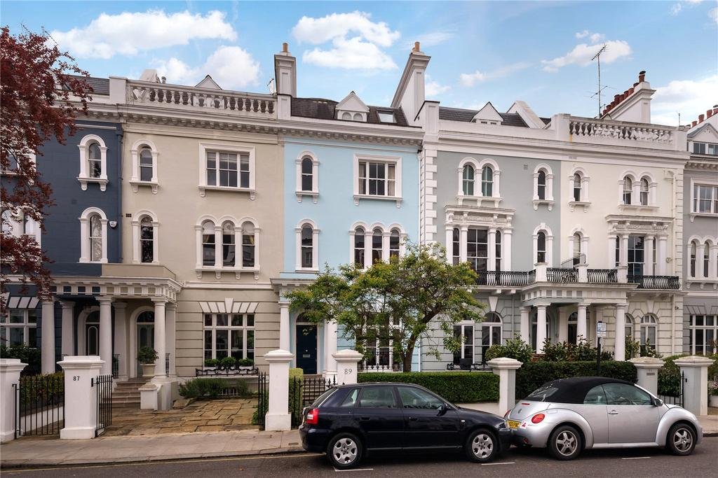 6 Bedrooms Terraced House for sale in Elgin Crescent, Notting Hill, London