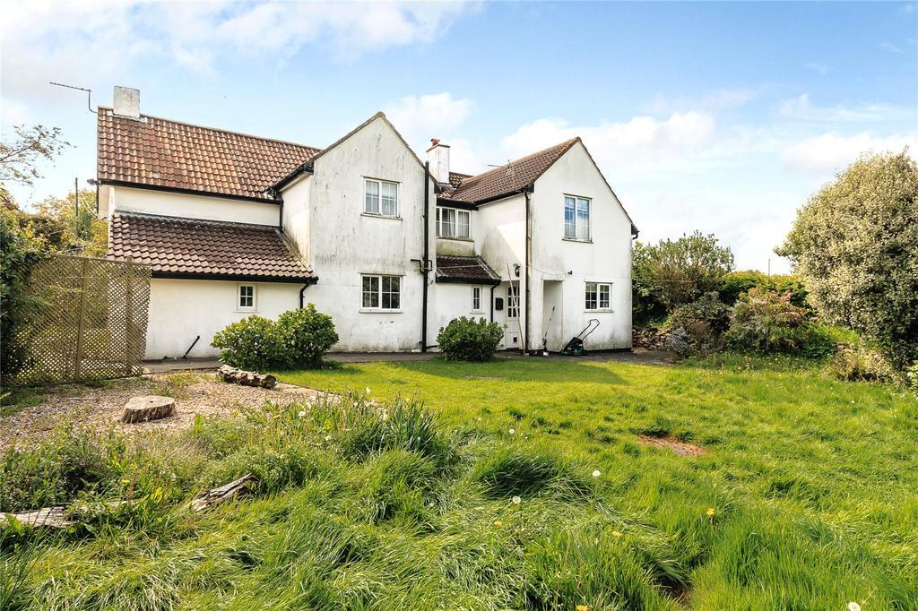 4 Bedrooms Detached House for sale in Sampford Moor, Wellington, Somerset