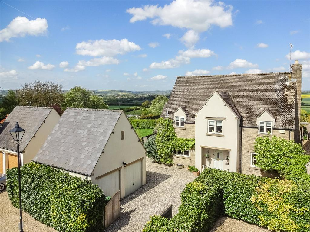 5 Bedrooms Detached House for sale in Churchill, Chipping Norton, Oxfordshire