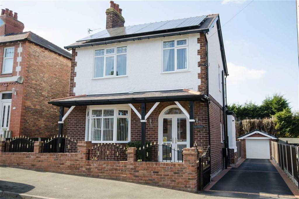 3 Bedrooms Detached House for sale in Hillside, Hawarden, Deeside, Flintshire
