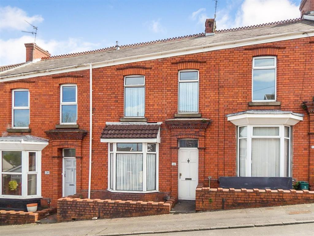 3 Bedrooms Terraced House for sale in Parry Road, Morriston, Swansea