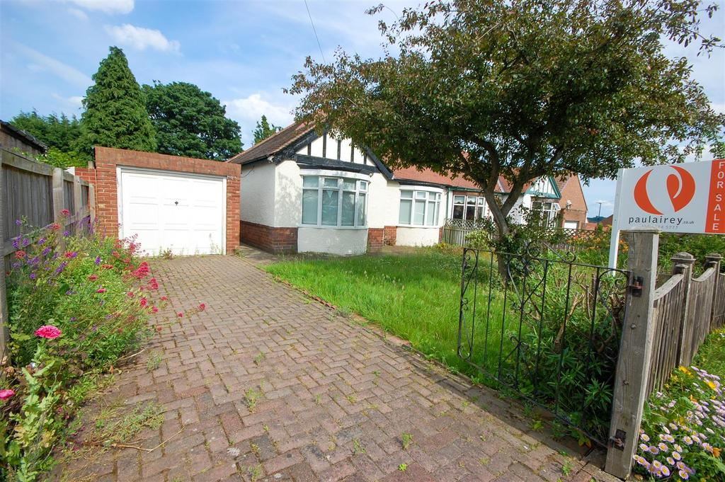 2 Bedrooms Semi Detached Bungalow for sale in Grindon Gardens, Sunderland