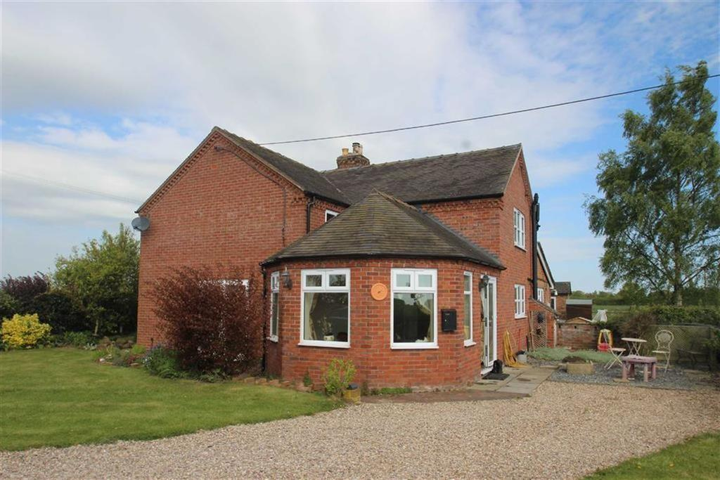 4 Bedrooms Semi Detached House for sale in Wytheford Road, Shawbury, Shrewsbury