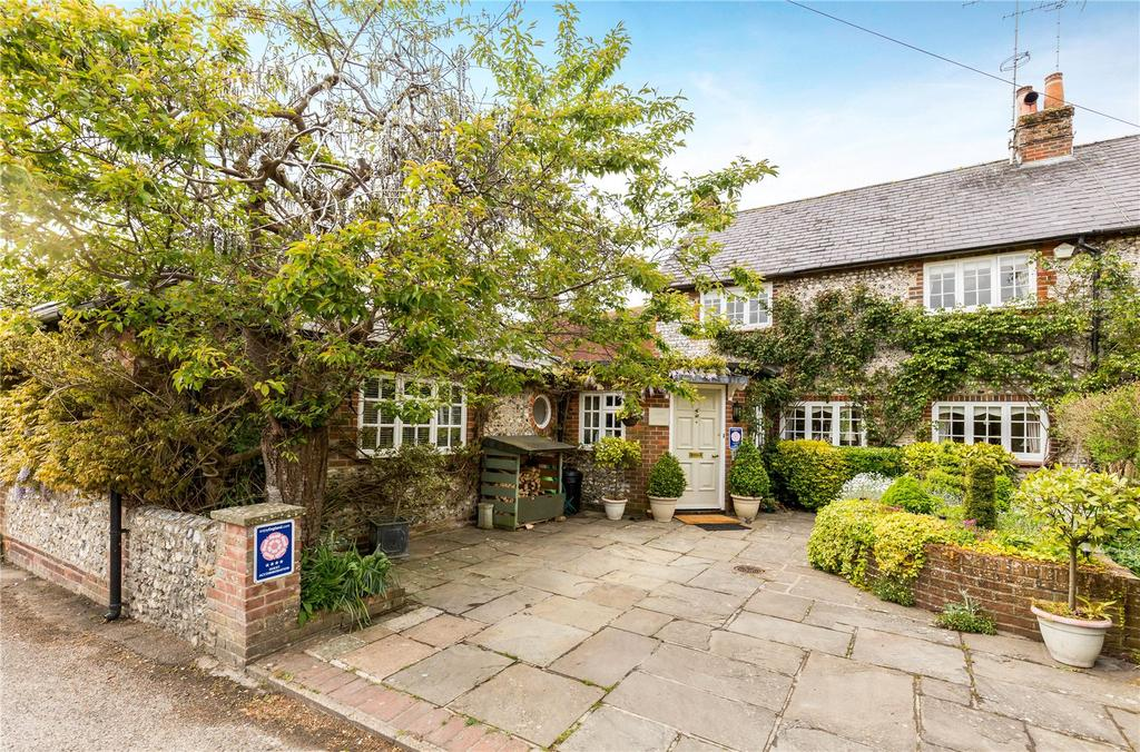 4 Bedrooms Semi Detached House for sale in Rose Cottage, Singleton, Chichester, West Sussex