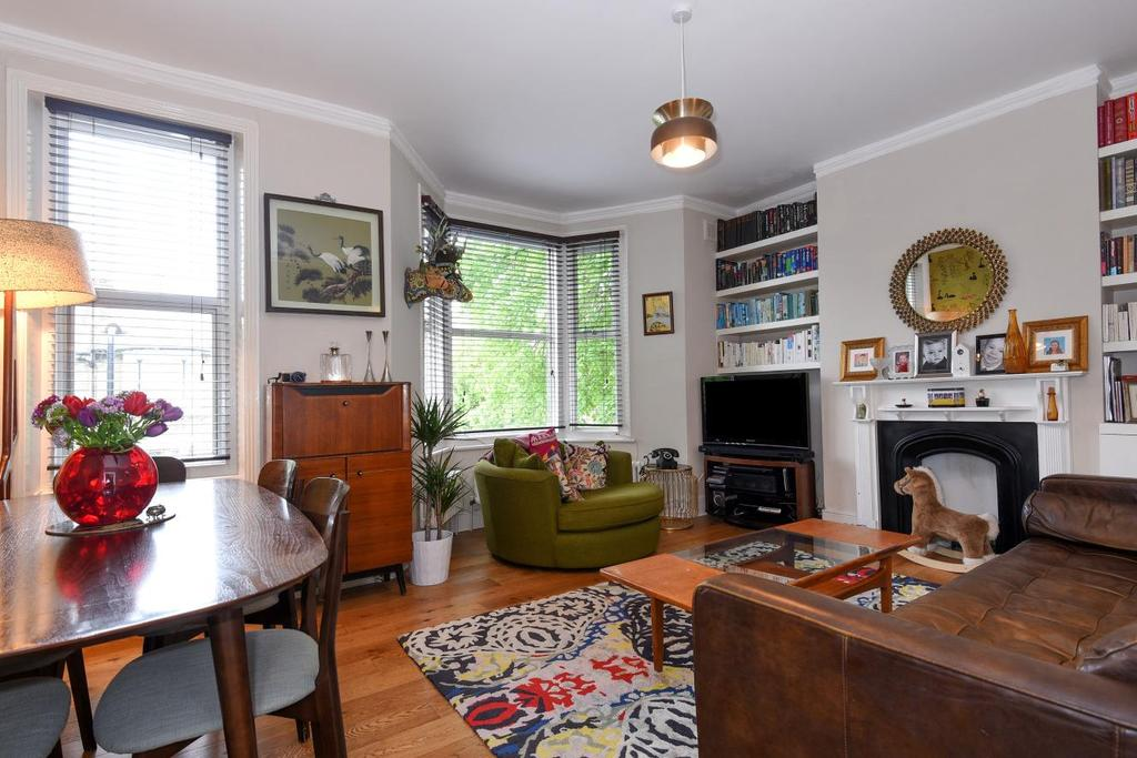 2 Bedrooms Flat for sale in Benthal Road, Stoke Newington, N16