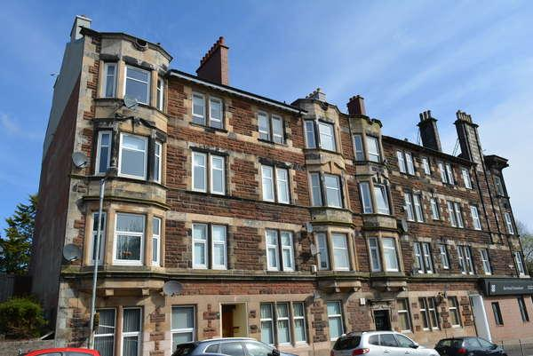 2 Bedrooms Flat for sale in 3/2, 8 Graham Street, Barrhead, Glasgow, G78 1ET