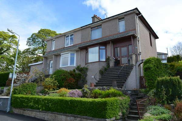 3 Bedrooms Semi-detached Villa House for sale in 131 Kingswood Drive, Glasgow, G44 4RB