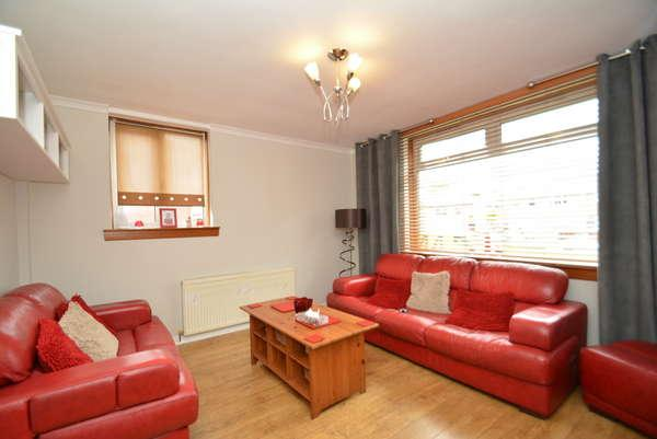 2 Bedrooms End Of Terrace House for sale in 48A Croftfoot Road, Croftfoot, Glasgow, G44 5JX