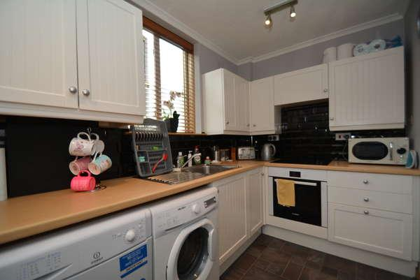 2 Bedrooms End Of Terrace House for sale in 48A Croftfoot Road, Croftfoot, G44 5JX