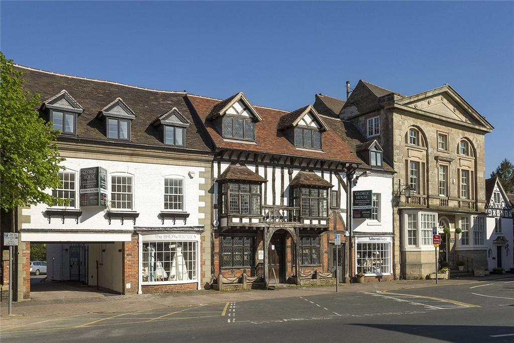 Studio Flat for sale in High Street, Henley-In-Arden, B95