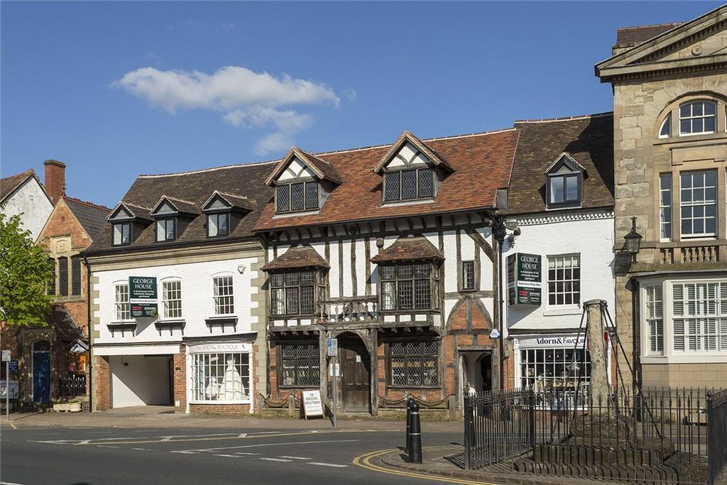 3 Bedrooms Maisonette Flat for sale in High Street, Henley-In-Arden, B95