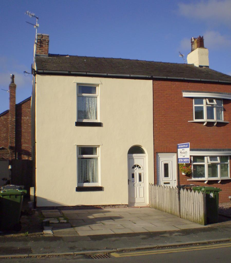 banastre road southport pr8 2 bed semi detached house for sale image 1 of 11 front