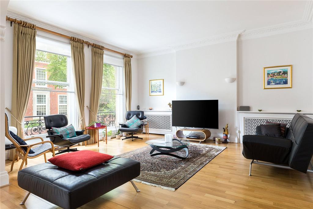 5 Bedrooms Flat for sale in Campden Hill Court, Campden Hill Road, London