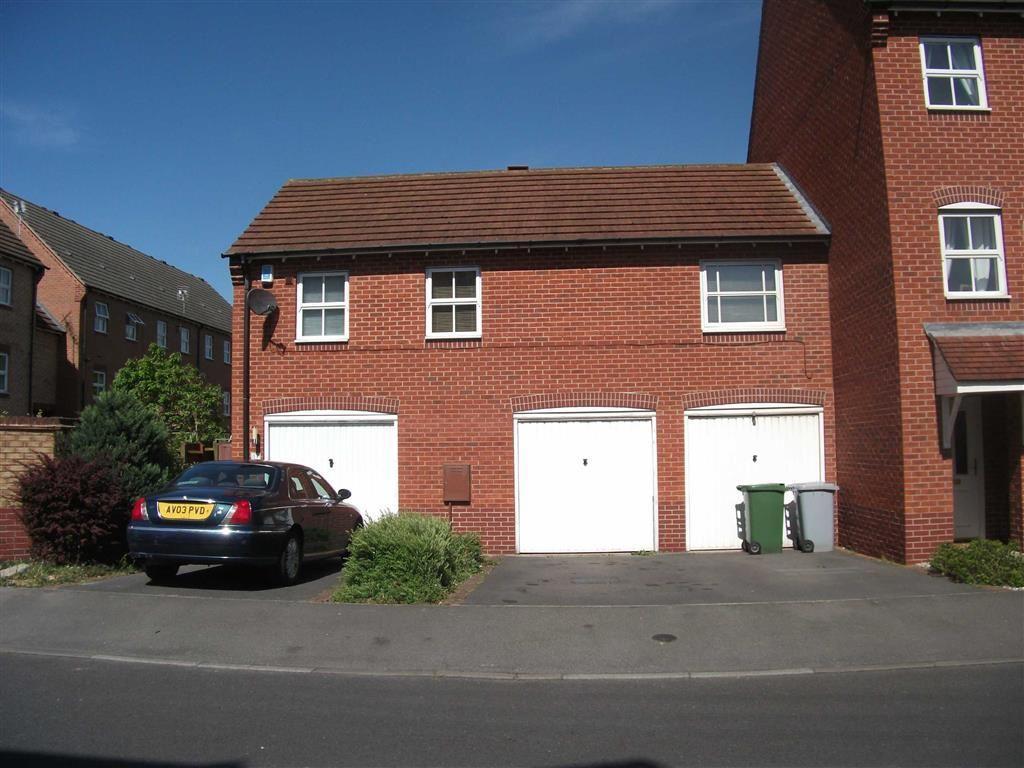 1 Bedroom Apartment Flat for sale in John Gold Avenue, Newark, Nottinghamshire, NG24
