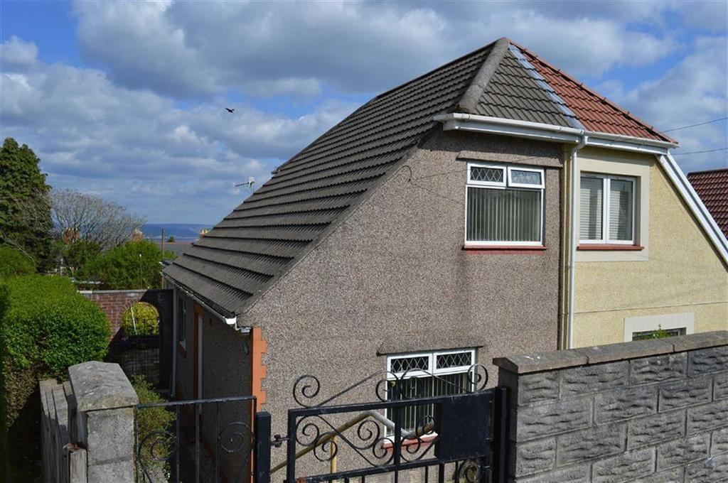 2 Bedrooms Semi Detached House for sale in Tanymarian Road, Swansea, SA1