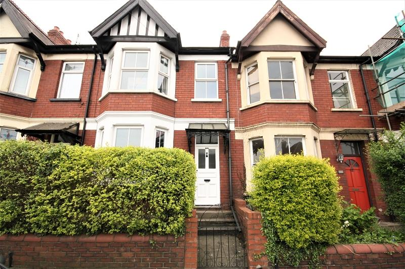 3 Bedrooms Terraced House for sale in Caerleon Road, Newport, Newport. NP19 7LT