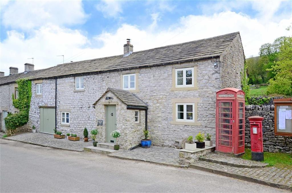 4 Bedrooms Cottage House for sale in Wheelwright Cottage, 4, Main Road, Taddington, Buxton, Derbyshire, SK17