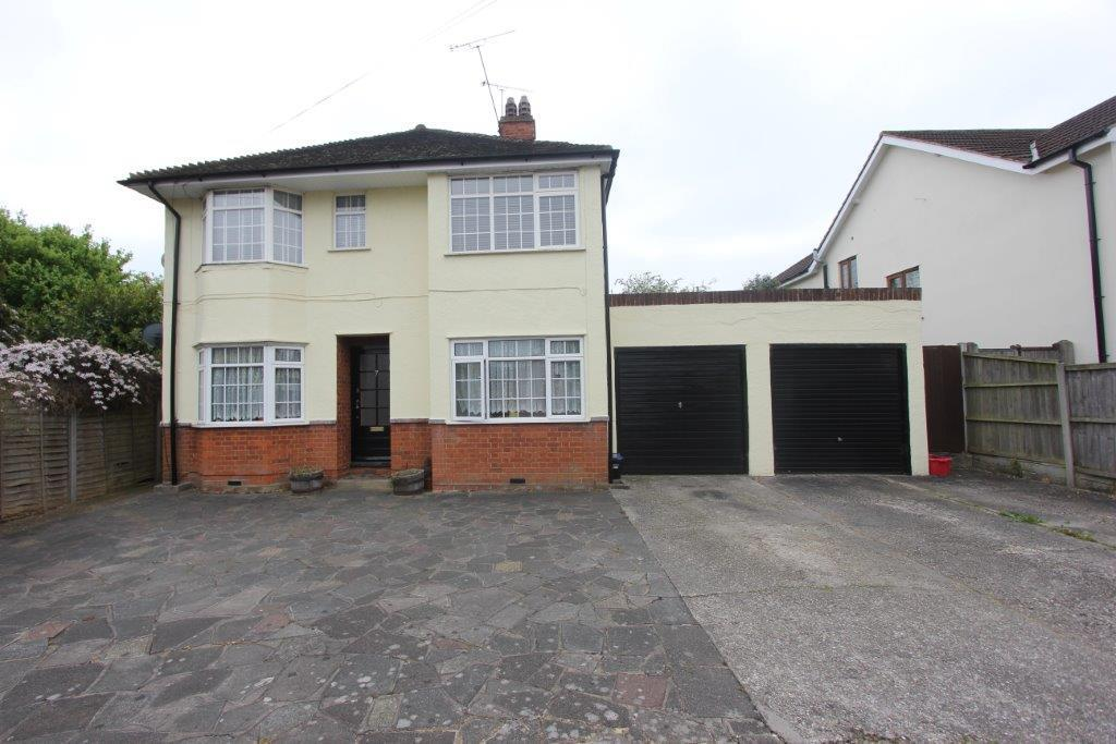 2 Bedrooms Maisonette Flat for sale in York Road, Shenfield