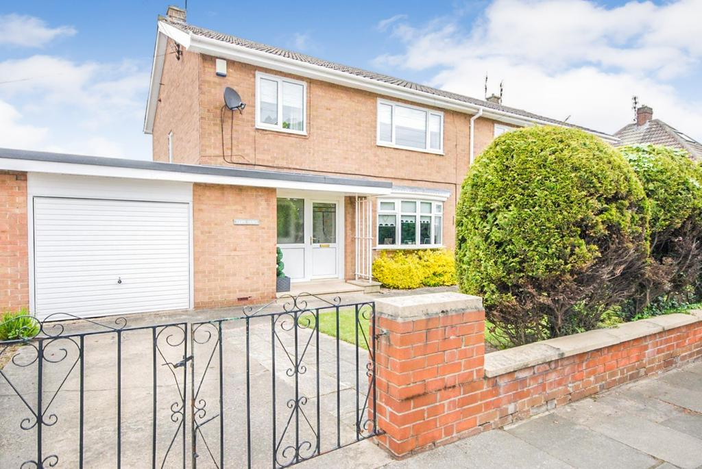 3 Bedrooms Semi Detached House for sale in Dipe Lane, East Boldon