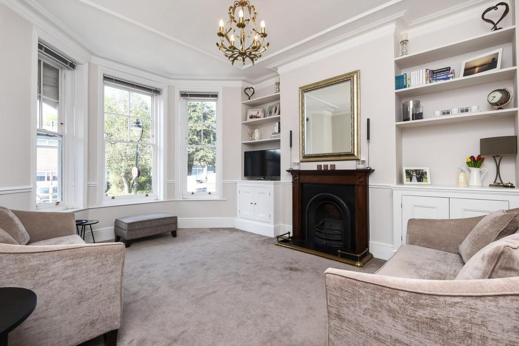 2 Bedrooms Flat for sale in Hillside Gardens, Highgate, N6
