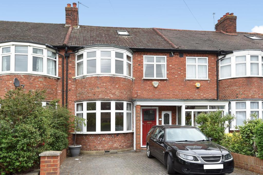 5 Bedrooms Terraced House for sale in Springfield Avenue, Wimbledon